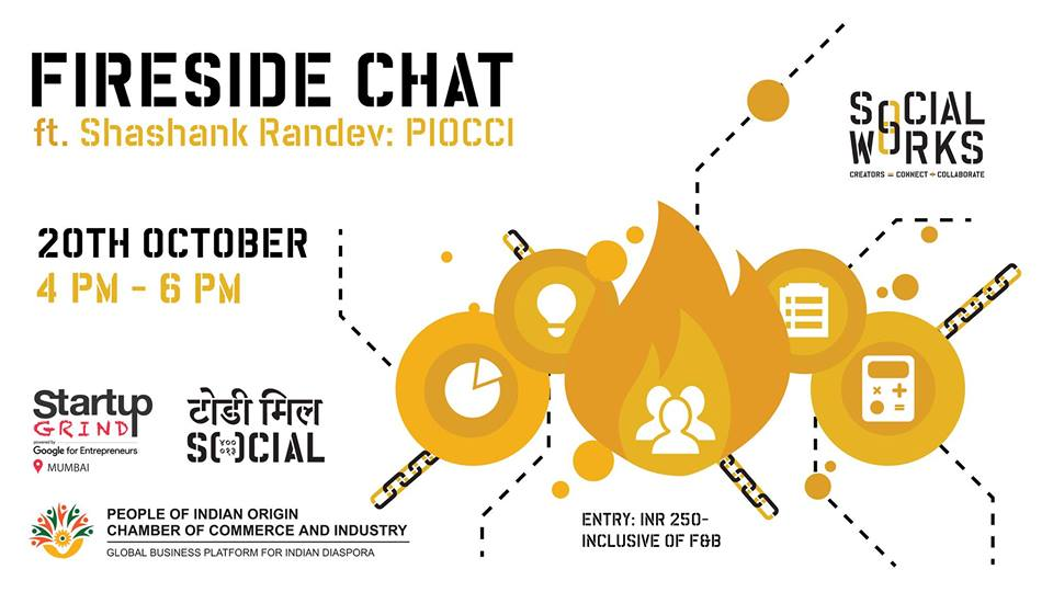 Fireside Chat with Shashank Randev (Angel Investor, ex-VCCEdge)