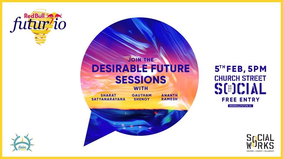 Desirable Future Conversations | Red Bull Futur/io Event Picture