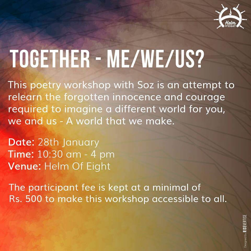Together- Me/We/Us Event Picture