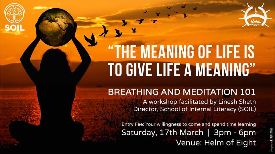 Breathing & Meditation 101 Event Picture